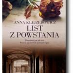 """""""List z powstania"""" Anna Klejzerowicz"""