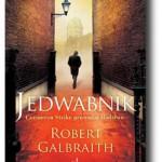 """Jedwabnik"" Robert Galbraith"