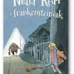 """Nelly Rapp i frankensteiniak"" Martin Widmark"