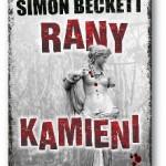 """""""Rany kamieni"""" Simon Beckett"""