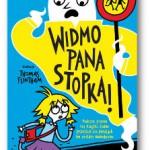 """Widmo Pana Stopka"" Pamela Butchart"